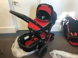 Jane Twone Twin Complete Travel System