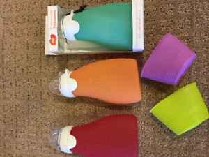 Sili Squeeze Pouches
