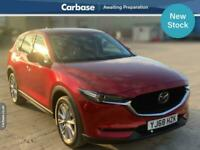 2018 Mazda CX-5 2.2d Sport Nav+ 5dr - SUV 5 Seats SUV Diesel Manual