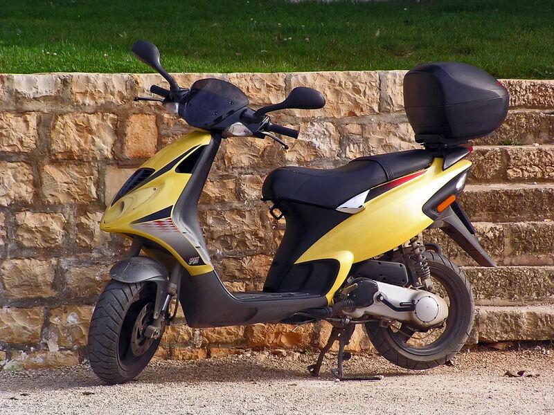 Mehr Speed für Ihren Aerox: Diese Tuning-Möglichkeiten bietet der Roller