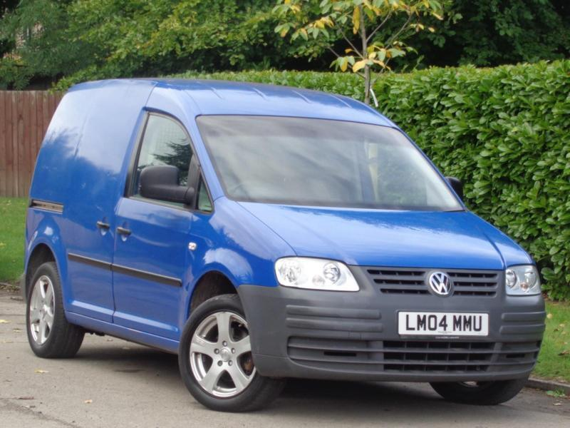 2004 Volkswagen Caddy 2.0D C20***FULL SERVICE HISTORY + CAMBELT CHANGED***