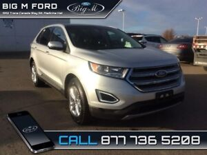2017 Ford Edge SEL  - Bluetooth -  Heated Seats - $235.40 B/W