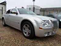Chrysler 300c 3.0 V6 CRD C (silver) 2007