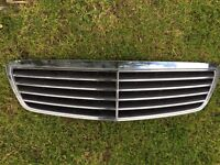 Mercedes s class w220 front grill 1999-2005