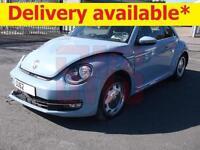 2013 Volkswagen Beetle 1.2 TSI DSG Design DAMAGED REPAIRABLE SALVAGE