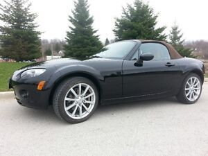 2006 Mazda MX-5 Miata GT Convertible LOW KMS! CONDITIONALLY SOLD