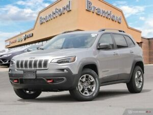 2019 Jeep Cherokee Trailhawk  - Navigation -  Uconnect - $243 B/