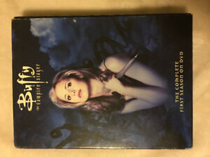 Buffy the Vampire Slayer DVD Season 1, 2, 6, & 7