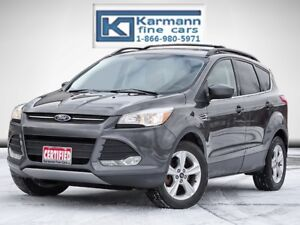 2015 Ford Escape SE|AWD|Back Up Cam|One Owner|Accident Free|