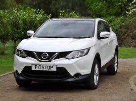 Nissan Qashqai 1.6 dCi Acenta Premium 5dr DIESEL MANUAL 2014/14
