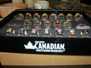 MOLSON STANLEY CUP RING SET Kitchener / Waterloo Kitchener Area image 4