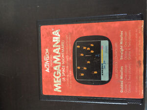 Atari 400 Megamania