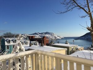 Gower St townhome w/Spectacular Views for Lease