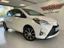 image for 2018 Toyota Yaris VVT-i Icon Tech Hatchback Petrol Manual