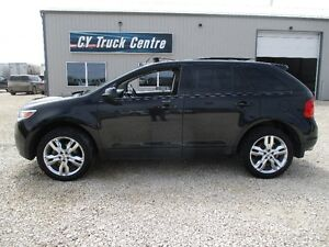 2013 Ford Edge SEL Lthr Roof Nav AWD
