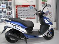 SINNIS SHUTTLE 125cc EFI SCOOTE - BRAND NEW LEARNER LEGAL - £29.71 PER MONTH !!!