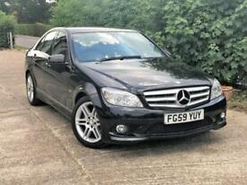 Mercedes C250 CDI BLUEEFFICIENCY SPORT