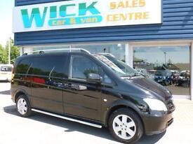 2012 Mercedes-Benz VITO 113 CDI SWB COMPACT Van *BLACK* Manual Medium Van