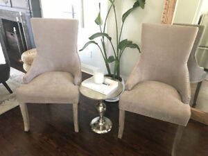 Beautiful side/dining chairs
