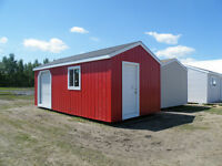 14'x32'  Sheds, Garages, Cabins. ( www.northernportables.ca )