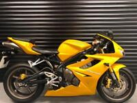Triumph Daytona 675 1 Owner- Only 2683 Miles