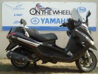 2012 PIAGGIO X EVO 125, MIDNIGHT BLACK **LOW MILES** **HPI CLEAR**