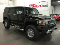 2008 HUMMER H3 Luxury Leather Chrome Wheels Mirrors Steps Canadi