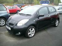 2010 TOYOTA YARIS 1.33 VVT i TR [6] TWO LADY OWNERS F.S.H