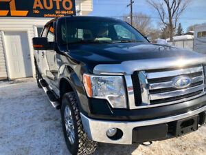 2009 Ford F-150! SUPER CREW! CLEAN! WARRANTY