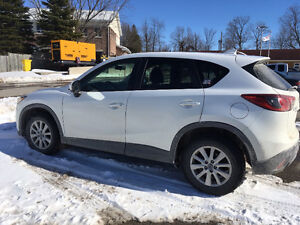 2013 Mazda CX-5 GX SUV - Well maintained! All highway kms!
