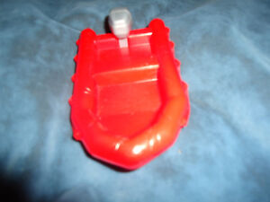 Red Rescue Boat Toy Kingston Kingston Area image 2