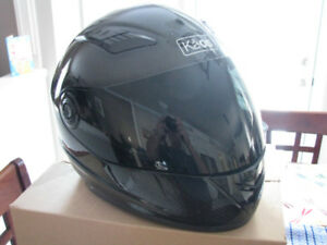 KAOS CARBON FIBER MOTORCYCLE  FULL FACE HELMET