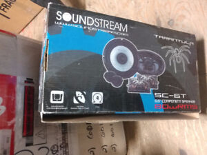 Soundstream 6.5 components