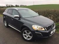 2013 Volvo XC60 2.4 D5 R-Design Geartronic AWD 5dr