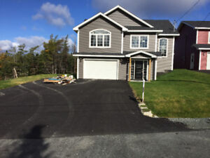 Newly constructed Fully Developed Home
