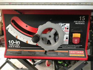 Craftsman 10 Inch Table Saw | Best Local Deals on Tools