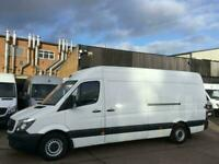 1571789039 2014 64 MERCEDES-BENZ SPRINTER 2.1 313CDI LWB HIGH ROOF 130BHP LOW 33K  MILES.