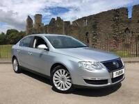 2010 Volkswagen Passat Highline 2.0TDI 140BHP **Full Heated Leather - 65,000**