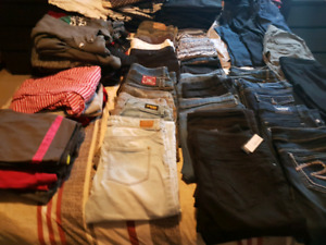 Huge women's L/XL clothing lot Spruce Grove.