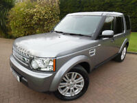 2012/62 Land Rover Discovery 4 3.0 SDV6 255bhp AUTOMATIC WITH AIR/CON