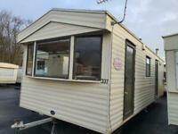 Static caravan Abi California 28x10 2bed free UK delivery.