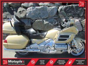 2006 Honda GL1800 Goldwing 79$/SEMAINE