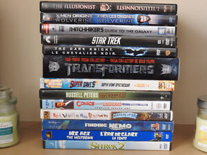 Great DVDs for sale