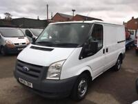 Ford Transit 2.2TDCi Duratorq ( 85PS ) 260S ( Low Roof ) 2009.25M 260 SWB