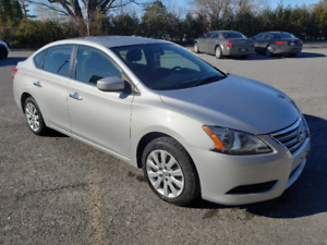 2015 Nissan Sentra * Lease from 3.99% 100% finance approval !