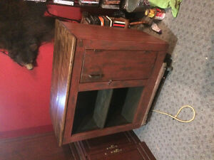 Antique style cupboard