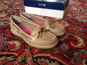 Womens Sperry Topsider Shoes