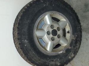 235 65 15 studded winter tires
