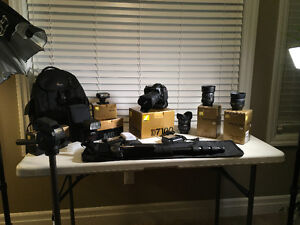 COMPLETE NIKON D7100 PACKAGE Cambridge Kitchener Area image 3