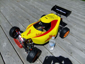 Gas BUGGY FG / Contrast 5 th Scale HUGE
